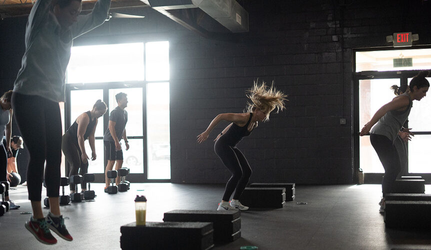 madabolic strength-driven with purpose