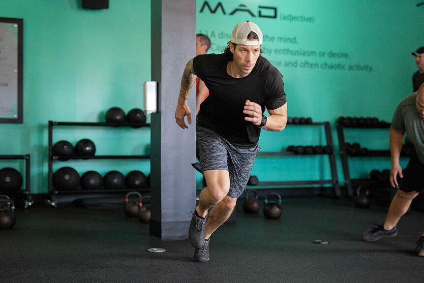 madabolic training